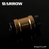 วาล์วเลื่อน ปิด-เปิด Barrow TTLPFG สีทอง