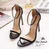 รองเท้าส้นสูงไซส์ใหญ่ 41 สไตล์ยุโรป โชว์เท้า รุ่น KR0620