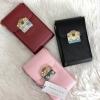 CHARLES & KEITH Embellished Buckle Clutch Bag 2018 มี 3 สีให้เลือกค่ะ