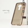 """เคส Zenfone 3 5.5"""" (ZE552KL) เคสนิ่ม ULTRA CLEAR พร้อมจุดขนาดเล็กป้องกันเคสติดกับตัวเครื่อง สีดำใส"""