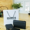 MARCS 3in1 Value Sets Crossbody Clutch and Wallet free ถุงผ้า free ถุงกระดาษ