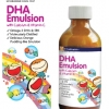 VitaHealth DHA Emulsion with Calcium & Vitamin C 120 ml