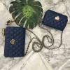 Keep spell chain bag classic & mini size Blue