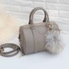 KEEP leather Pillow bag