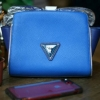 GUESS Two-Tone Crossbody Bag 2018 มี 3 สีให้เลือกค่ะ