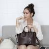 Amory Genuine Leather Mini Tote Bag มี 6 สีให้เลือกค่ะ