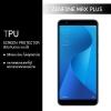 ฟิล์มกันรอย Zenfone Max Plus (M1) แบบใส (วัสดุ TPU)