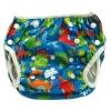 Swim Nappy ผ้าอ้อมว่ายน้ำ ซักได้ 7-15 กก. ปรับความกระชับรอบเอวและต้นขาได้ กันอึลงสระ
