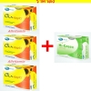 Mega we care CLA ADVANCE - 3 * 30 เม็ด free hi-green 30t