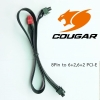 COUGAR 8pin to 6+2,6+2 PCI-E