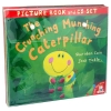 Little Tiger Press : 10 Picture Book and CD Sets : The Crunching Munching Caterpillar and Other Stories Collection เซตหนังสือนิทานภาพพร้อมซีดี