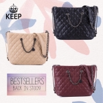 KEEP Stella bag 2018 New Color มี 3 สีให้เลือกค่ะ