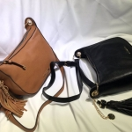 ALDO Passiflora leather shoulder bag มี 2 สีนะคะ