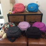 Kipling nylon shoulder bag 2017 ( K15313 ) มี 7 สี ให้เลือกนะคะ