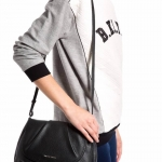 MANGO Quited Shoulder Bag