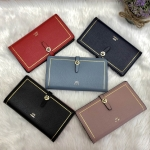 LYN BORDERY LONG WALLET free ถุงผ้า มี 5 สีให้เลือกนะคะ