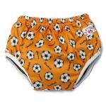 Day Pants Size L-รุ่นชาโคล (Orange-Ball)