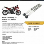 Ohlins Sping Fork Kit