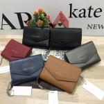 CHARLES & KEITH Envellope Wallet free ถุงผ้า มีให้เลือก 6 สีค่ะ