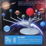 Planetarium Solar System ชุดของเล่นระบบสุริยจักรวาล