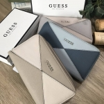 GUESS Women Duo Zips Wallet Factory Outlet พร้อมกล่องแบรนด์