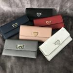LYN Long Wallet กระเป๋าสตางค์ใบยาว มี 6 สีให้เลือกนะคะ