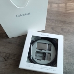 Calvin Klein Belt and Buckle Set (No.09)