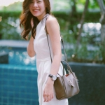 Amory Genuine Leather Piccotin Everyday Look #สินค้าแท้จากShop