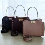 Charles & Keith Handbag 2018 มี 3 สี