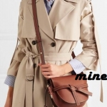 Mine Precious Genuine Leather L gate Shoulder Bag 2018 มี 4 สีให้เลือกค่ะ