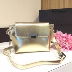 CHARLES & KEITH Mini Crossbody Bag กระเป๋าสะพายหนัง Saffiano