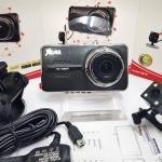 XCam 878 กล้องหน้า-หลัง ฟรีSD16GB