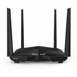 Tenda AC10 AC1200 Smart Dual-Band Gigabit WiFi Router ( เมนู ENG ประกัน 1 ปี EMS ฟรี)