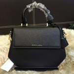 CHARLES & KEITH Hexagon Top Handle Bag