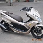 PCX 125,150 / 2010-2013