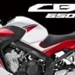 CBR650 R , CB650 F