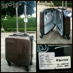 Charton Travel Bag 4 Wheels 16 x 16 นิ้ว สีน้ำตาล Distribute By Bagshopweb.com