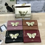 LYN Short Wallet free ถุงผ้า *สินค้า outlet พร้อมส่ง 5 สีสวยค่ะ