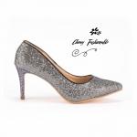 รองเท้าคัชชูส้นเตี้ยไซส์ใหญ่ 39-44 EU งานยุโรป Party Girl จากแบรนด์ Chowy รุ่น CH0142