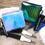 CHARLES & KEITH Structured Crossbody Bag มี 2 สีให้เลือกค่ะ free ถุงผ้า
