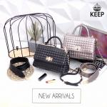 KEEP Spell bag 2018 ตัวล็อครุ่นใหม่ ใช้งานง่าย สินค้าแท้จากshop