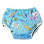 Day Pants Size L-รุ่นชาโคล (สีฟ้า-ลายสัตว์)