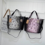 David Jones Tote 2018 free ถุงผ้า New Color Mix (Lavender plus Black) and (Silver plus Black)