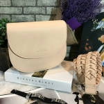 CHARLES & KEITH WEAVE DETAIL SADDLE BAG