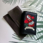 CHARLES & KEITH Embellished Wallet free ถุงผ้า