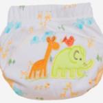 กางเกงฝึกฉี่ (เป้าหนา3ชั้น) size L - Elephant