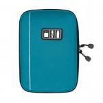กระเป๋าใส่อุปกรณ์อิเล็กทรอนิกส์ สำหรับใส่อุปกรณ์ไอที มีช่องใส่ SIM, SD CARD ฮาร์ดดิสก์เฉพาะ (Sky Blue)