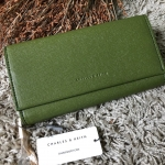 Charles & Keith Classic Wallet มี 2 สีให้เลือกค่ะ