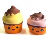 สกุชชี่ คัพเค้ก/บิงซู Cupcake Squishy หอม นุ่ม สโลว์ๆ