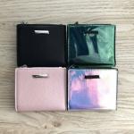 Charles & Keith Basic Square Short Wallet มี 4 สีให้เลือกนะคะ free ถุงผ้า